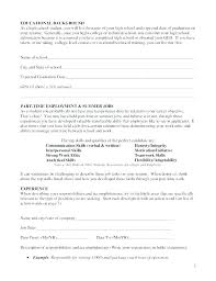 Job Skills Worksheets For Highschool Students Application And Resume ...