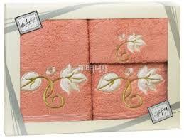 <b>Полотенце Valentini Flower 1</b> 30x50/50x100/70x140cm 3шт 112