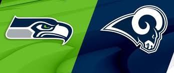 Image result for seahawks vs. rams