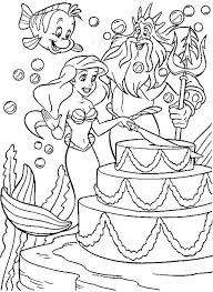 Small Picture 30 best Princess Ariel images on Pinterest Mermaid coloring