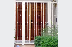 Decorative Security Fencing Security Gate Examples Sun King Fencing Gates