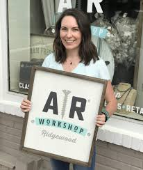 ar work is a boutique diy studio that offers hands on cl for creating custom charming home decor from raw materials