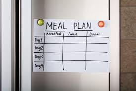 Week Meal Plans A 3 Week Meal Plan That Will Save You Time Money And Your