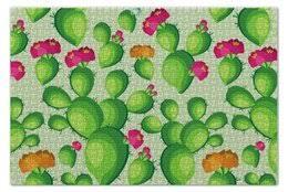 """Толстовки, кружки, чехлы, футболки с принтом """"<b>кактусы</b> в цвету ..."""