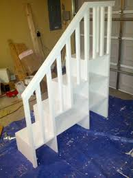 Bunk Bed Stairs Plans Ana White Classic Bunk Bed With Sweet Pea Stairs Diy Projects