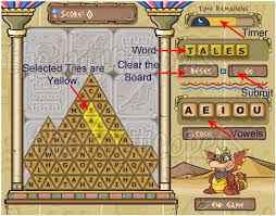 word pyramid the daily neopets