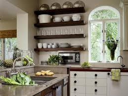 Open Shelving In Kitchen Open Shelving Under Kitchen Cabinets House Decor