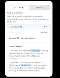 Optimize Your Resume With Power Edit