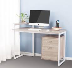 walnut home office furniture. Table Amusing Computer And Printer Desk 7 Amazon Com Merax Stylish Home Office Furniture With Drawer Walnut