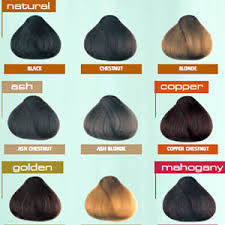 Copper Brown Hair Color Chart International Colour Charts For Hairdressing Hair And