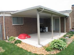 collection in patio awning kits exterior decor concept patio cover kits solid roof patio covers