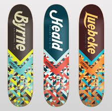 Cool Skateboard Designs 40 Creative Skateboard Deck Designs Inspirationfeed