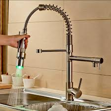 Best Brand Kitchen Faucets Wholesale And Retail Brushed Nickel Kitchen Faucet Swivel Spouts