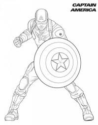 40 Amazing Superhero Coloring Pages You Can Print