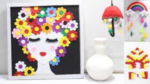 Felt Design Ideas 5 Home Decoration Ideas From Felt Fabric Felt Fabric Craft Ideas