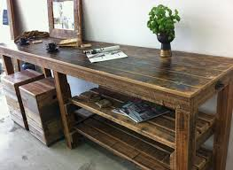 T Recycled Timber Workbench Lane Melbourne