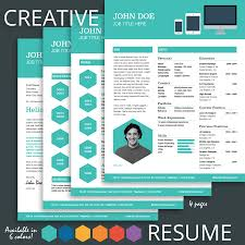 Resume Examples Wonderful 10 Best Creative Resume Templates For