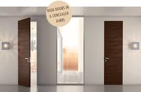 hidden wall door. hidden door in concealed jamb wall