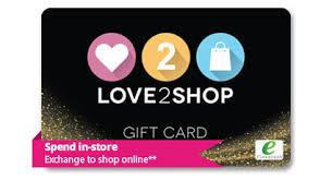 love2 gift card