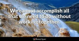Community Service Quotes 11 Inspiration Working Together Quotes BrainyQuote