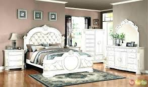 Pleasing Rustic White Bedroom Furniture X5611598 White Washed ...