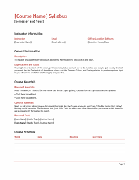college syllabus template teacher s syllabus color office templates