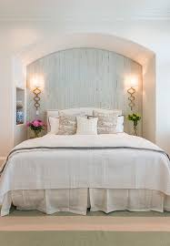 perfect bedroom wall sconces. Gorgeous Guest Bedroom With Pale Blue Cypress Wall And Gold Sconces Are From Perfect U