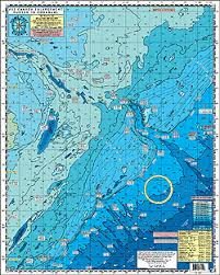 Home Port Chart 12 Hudson Canyon To South Poormans