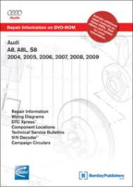 audi a8 a8l s8 2004 2005 2006 2007 2008 2009 repair manual audi a8 a8l s8 2004 2005 2006 2007 2008 2009 repair manual on dvd rom