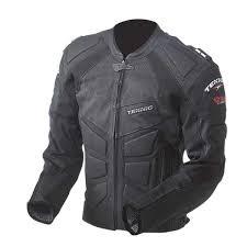 teknic s mercury perforated leather jacket leather king kingspowersports
