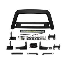 lund 86521204 ram 1500 bull bar revolution textured black with led Off-Road Light Wiring Harness at Bull Bar Led Light Wiring Harness Kit