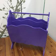 Purple Magazine Holder Find more Funky Purple Magazine Rack for sale at up to 100% off 15