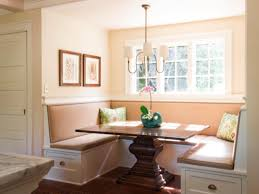 leather breakfast nook furniture. Dining Room Nook Table Small Breakfast Design With Rectangular Pedestal Oak White Storage Bench Drawer And Brown Leather Seat Furniture