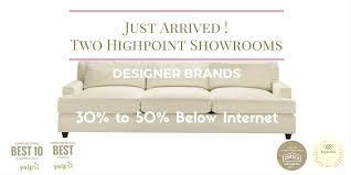 Huge Sale Highpoint Showrooms