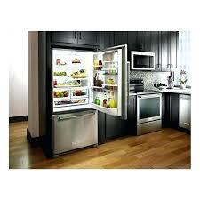kitchenaid bottom freezer refrigerator bottom freezer extraordinary building kitchen island with kitchenaid bottom mount refrigerator not