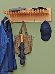 Rifle Coat Rack A Woodworking Plan with Instructions to Build a Hat and Coat Rack 81