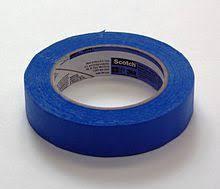 masking tape définition