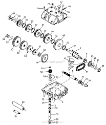 Bunton bobcat ryan 930001 power unit 14 hp kawasaki gear drive diagram peerless transmission