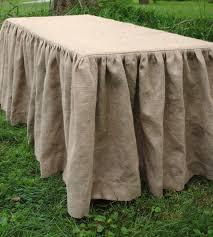burlap tablecloths burlap table overlays cream color amazing burlap tablecloths