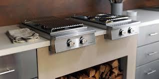 outdoor cooktops