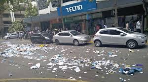 Image result for dirty nairobi street