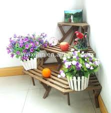 7 tier plant stand outdoor wooden plant stands outdoor wooden flower plant stand wood flower
