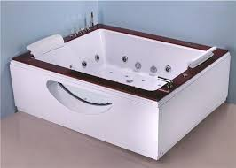 two person jacuzzi bathtub two person bathtub indoor electric spa soaking tub with oak edging 2 two person jacuzzi bathtub