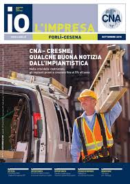 Io Limpresa Settembre 2015 By Cna Forlì Cesena Issuu