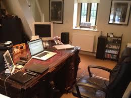 basement office setup 3. The Basement Office Setup 3 A