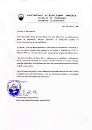 Recommendation Letter For Visa Application Visa Recommendation Letter Example Rome Fontanacountryinn Com