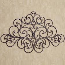 Small Picture Camilio Scroll Wrought Iron Wall Grille