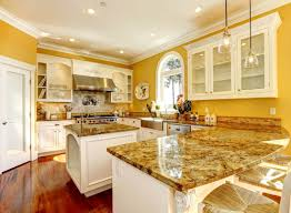 Yellow Kitchen Countertops Kitchen Design Gallery Great Lakes Granite Marble