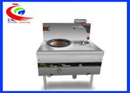 gas cooking stoves. Quality Chinese Cooking Equipment Gas Cookers Commercial Stoves 1 Burners Spare Water Pot )