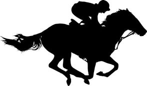 horse racing clipart. Brilliant Racing Horse Racing Clipart Intended